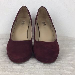 Unlisted by Kenneth Cole Shoes - Kenneth Cole Unlisted Film Maker Suede Heels